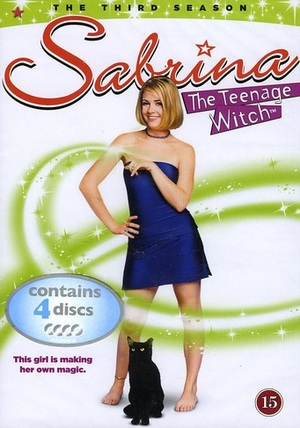 Sabrina - tonårshäxan poster