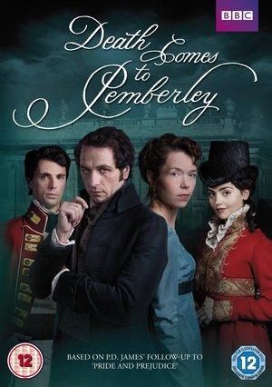 När döden kom till Pemberley poster