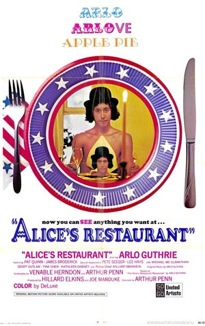Alices restaurant poster
