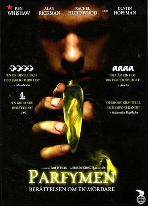 Parfymen: Berättelsen om en mördare poster