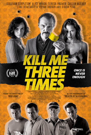 Kill Me Three Times poster