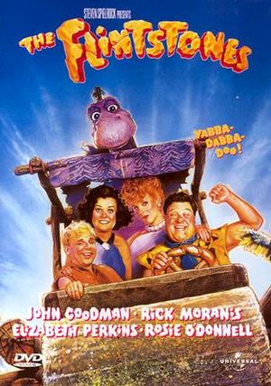 Flintstones poster