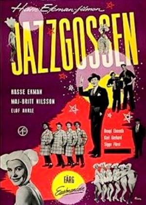 Jazzgossen poster