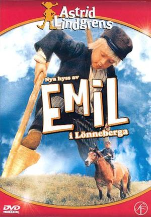 Nya hyss av Emil i Lönneberga poster