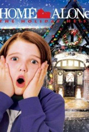 Ensam hemma 5: Julkuppen poster