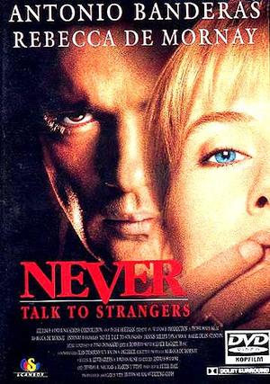 Never Talk to Strangers poster