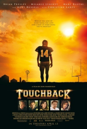 Touchback poster