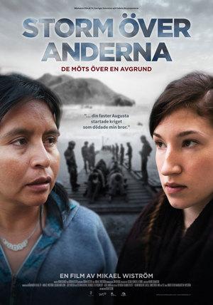 Storm över Anderna poster