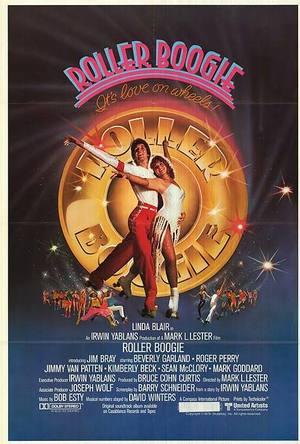 Roller Boogie poster