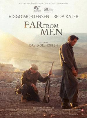 Far from Men poster