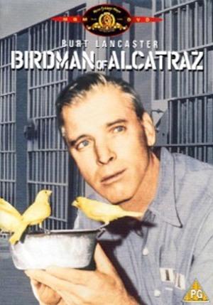 Fången på Alcatraz poster