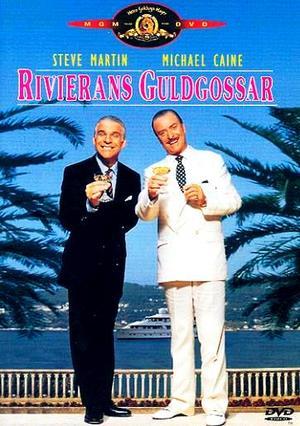Rivierans guldgossar poster