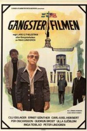 Gangsterfilmen poster