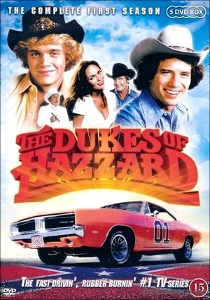 Dukes of Hazzard poster