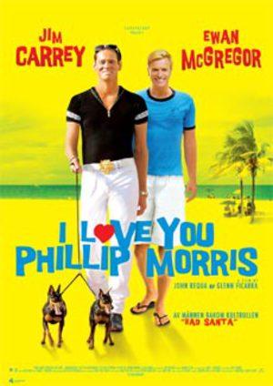 I Love You Phillip Morris poster