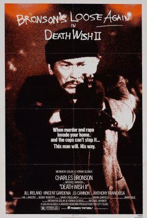 Death Wish II poster