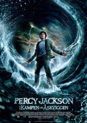 Percy Jackson och kampen om åskviggen poster