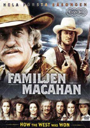 Familjen Macahan poster