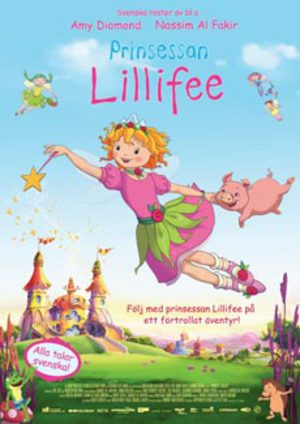 Prinsessan Lillifee poster