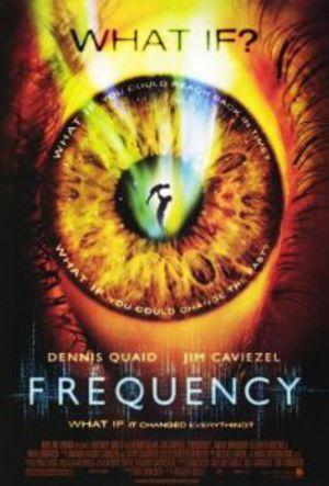 Frequency - Livsfarlig frekvens poster