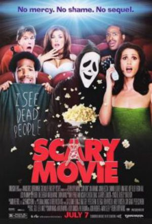 Scary Movie poster