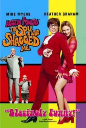 Austin Powers 2 - The Spy Who Shagged Me poster