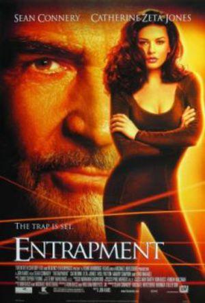 Entrapment poster