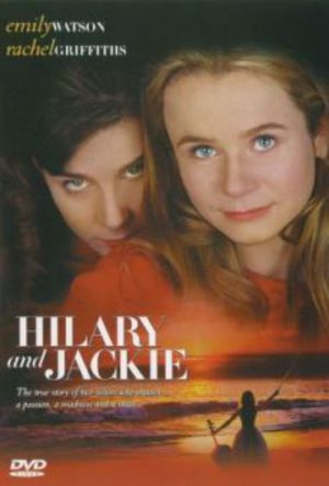 Hilary och Jackie poster