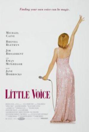 Little Voice poster