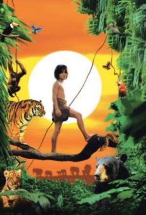 Djungelboken - Mowgli & Baloo poster