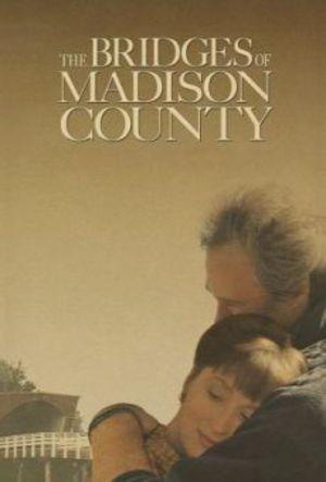 Broarna i Madison County poster