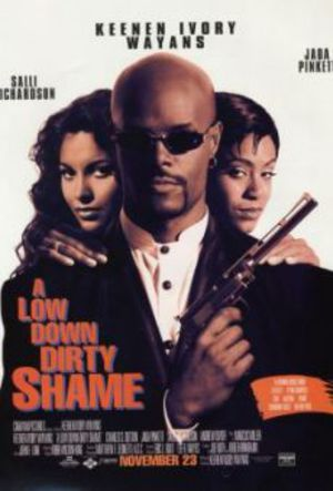 A Low Down Dirty Shame poster