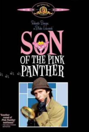 Rosa Panterns son poster