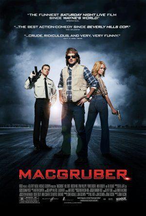 MacGruber poster