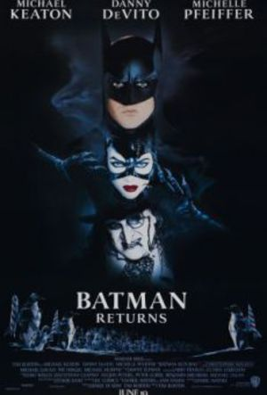Batman - Återkomsten poster