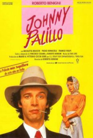 Johnny Tandpetaren poster