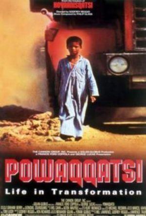 Powaqqatsi poster