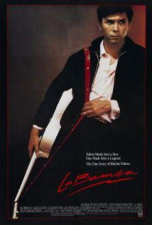 La Bamba poster