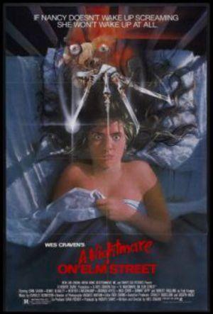 Terror på Elm Street poster