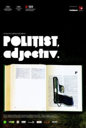 Police, Adjective poster