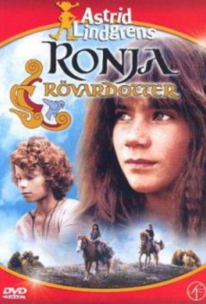 Ronja Rövardotter poster