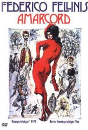 Fellini Amarcord poster