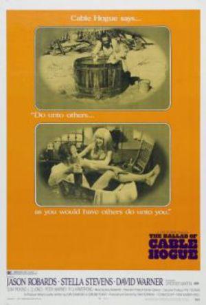 Balladen om Cable Hogue poster