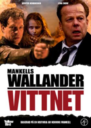 Wallander - Vittnet poster