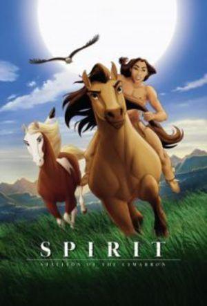 Spirit - Hästen från vildmarken poster