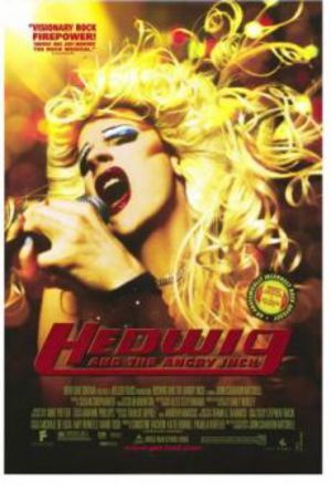 Hedwig and the Angry Inch poster