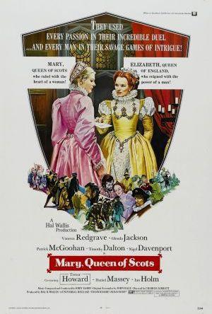 Maria Stuart - Drottning av Skottland poster