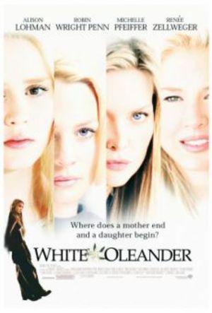 Vit Oleander poster