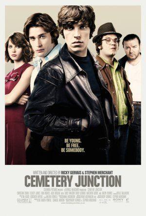 Cemetery Junction poster