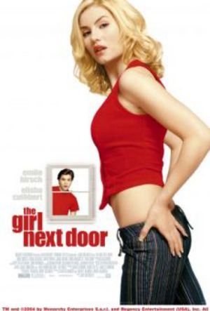 Girl Next Door poster